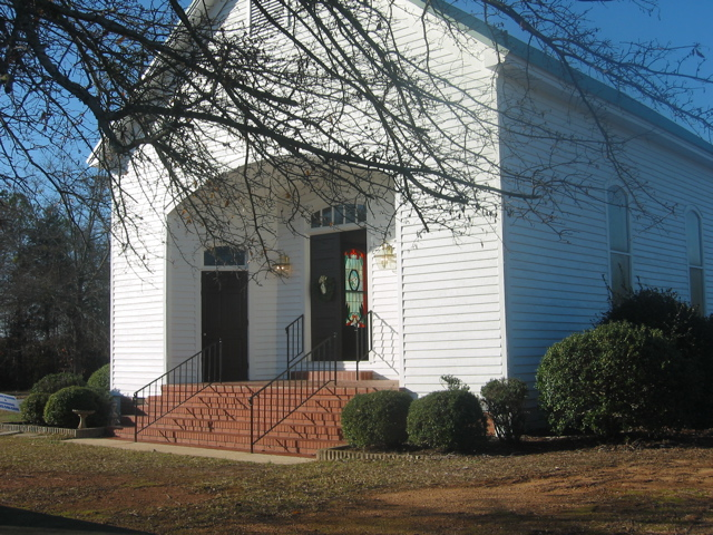 Clayton Memorial UU Church,SC