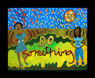 Do Something, by Caryl Henry Alexander