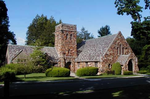 First Church of Chestnut Hill  Newton, MA