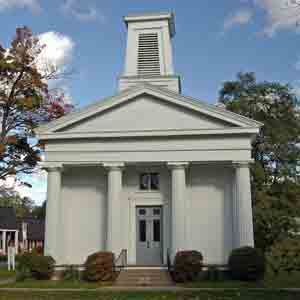 First Universalist Church of Girad, PA