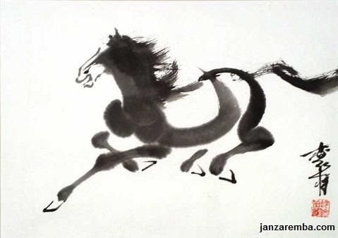 running horse - janzaremba.com