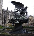 Fountain of Peace, St John the Divine